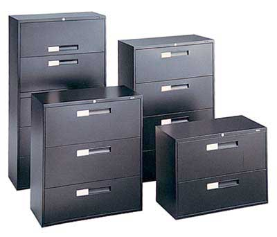 Lateral Files, Vertical Files, Filing Systems, and More!