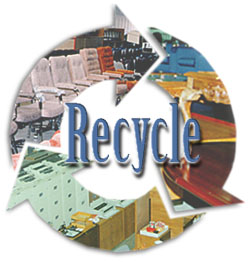 Recycle Your Office Furniture! Save Our Planet!