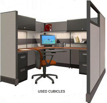 USED CUBICLES, USED WORKSTATIONS, CALL CENTER CUBICLES